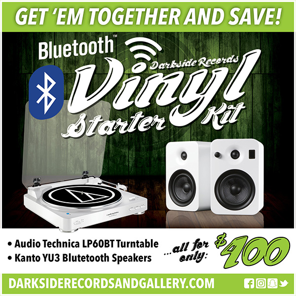 Bluetooth Vinyl Starter Kit