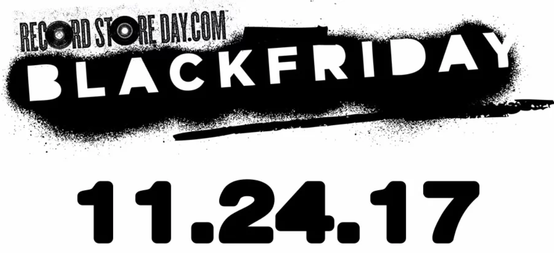 Record Store Day black Friday November 24 2017 at Darkside Records
