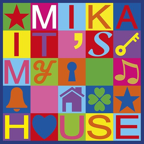 Mika - It's My House - Single