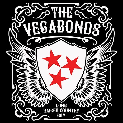 The Vegabonds - Long Haired Country Boy - Single