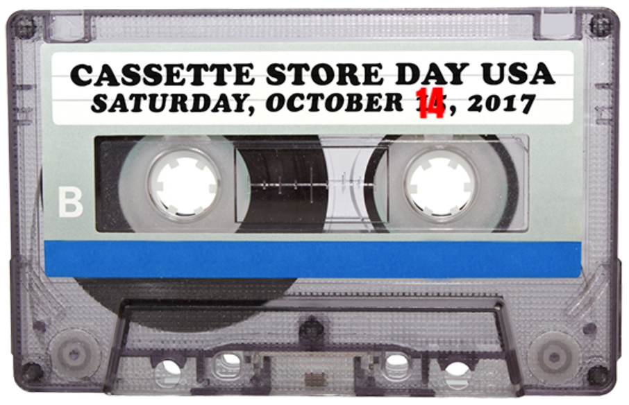 Cassette Store Day 2017