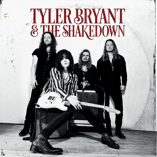 Tyler Bryant & The Shakedown - Backfire - Single