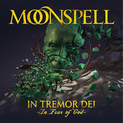 Moonspell - In Tremor Dei - Single