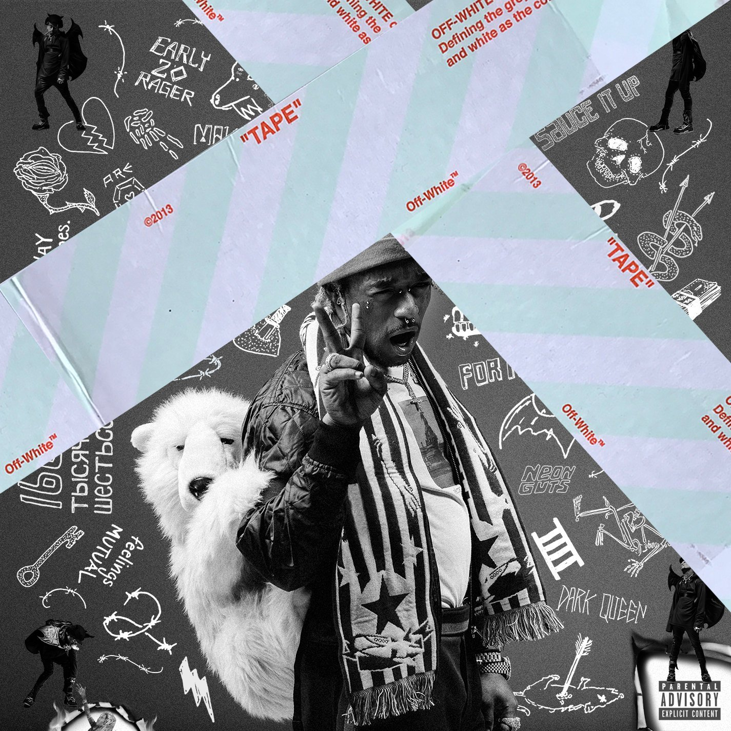 Lil Uzi Vert Luv Is Rage 2 Deluxe Edition Findersrecords