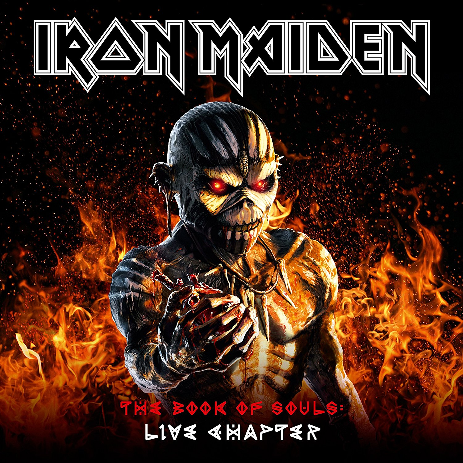 Iron Maiden - The Book Of Souls: The Live Chapter [LP]