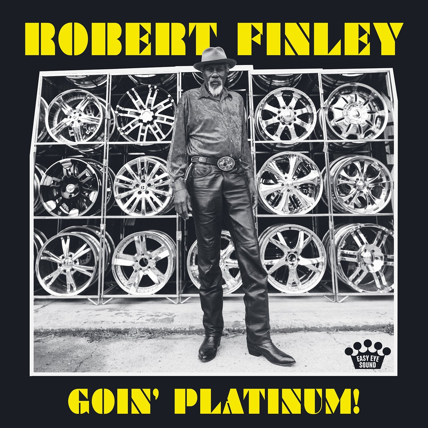 Robert Finley - Goin' Platinum [LP]