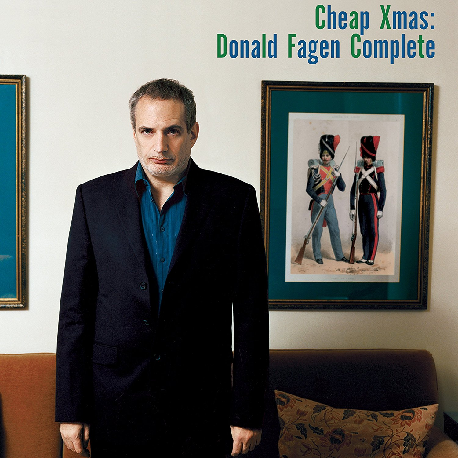 Donald Fagen - Cheap Xmas: Donald Fagen Complete [LP Box Set]