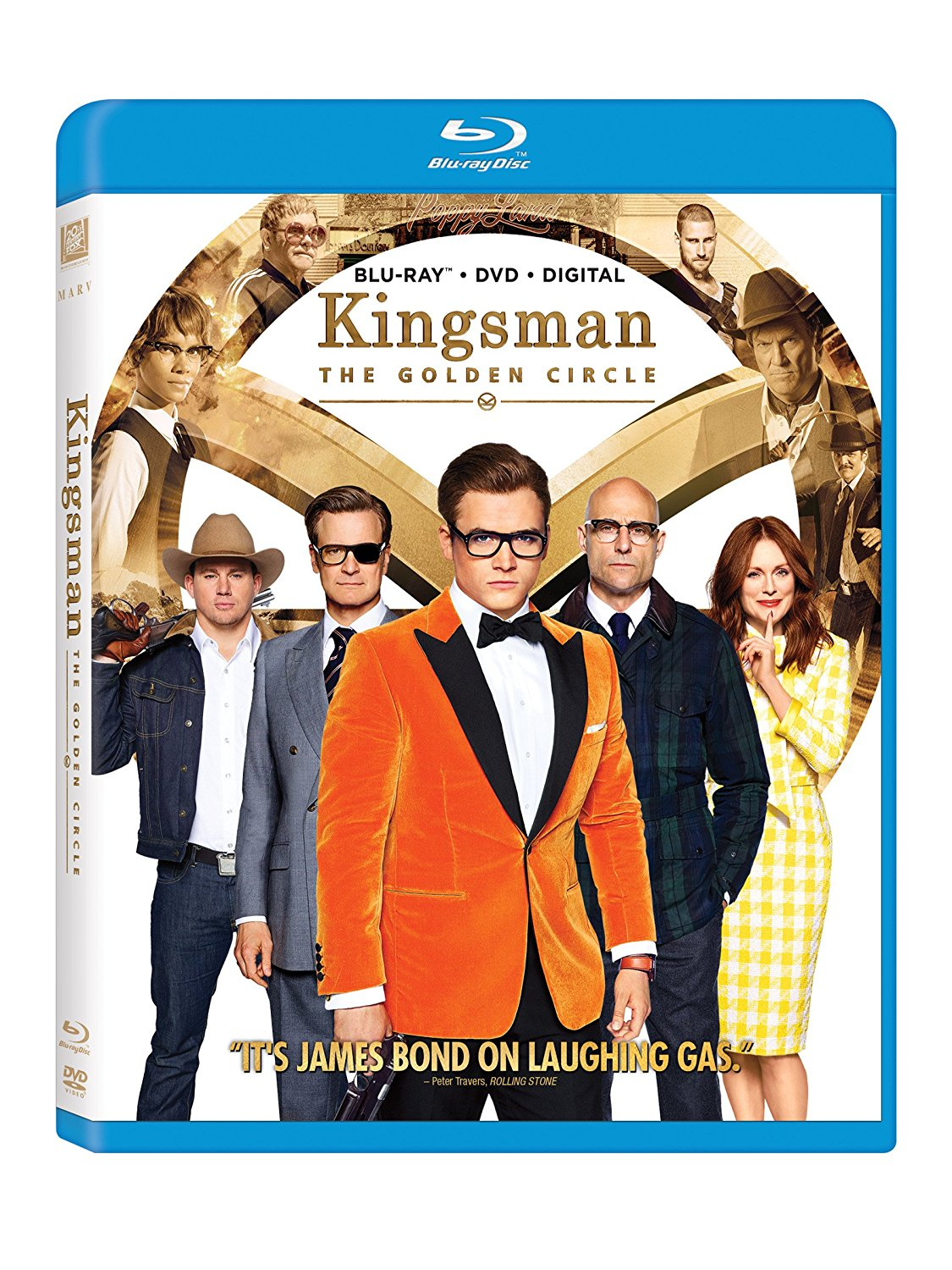 Kingsman: The Secret Service [Movie] - Kingsman: The Golden Circle