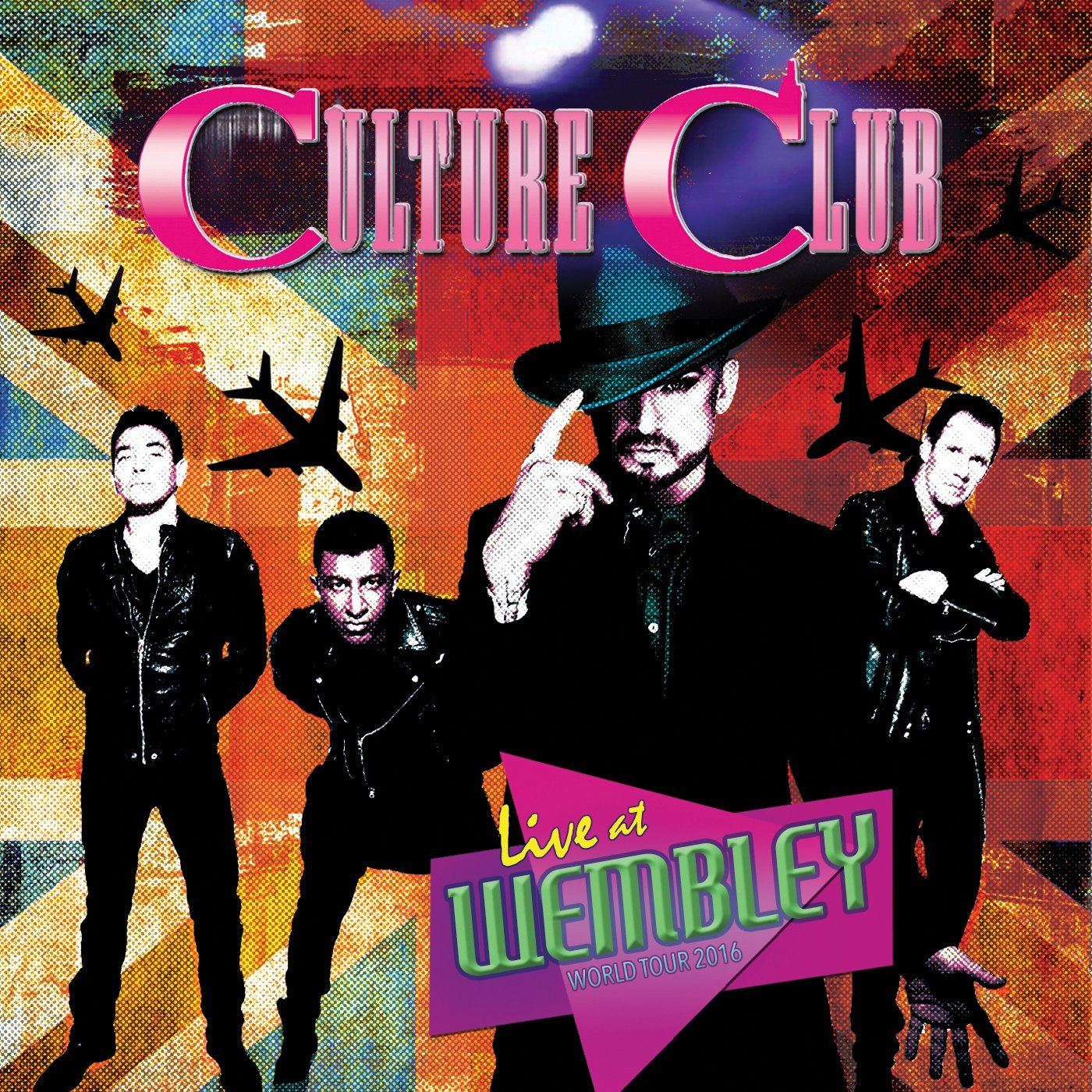 Culture Club - Culture Club: Live At Wembley [Blu-ray/DVD/CD]