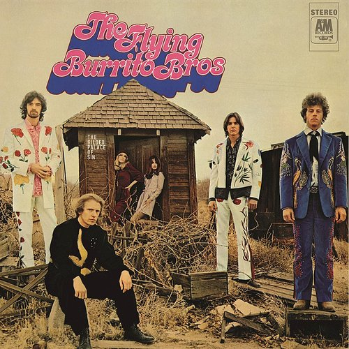 The Flying Burrito Brothers - The Gilded Palace Of Sin [LP]