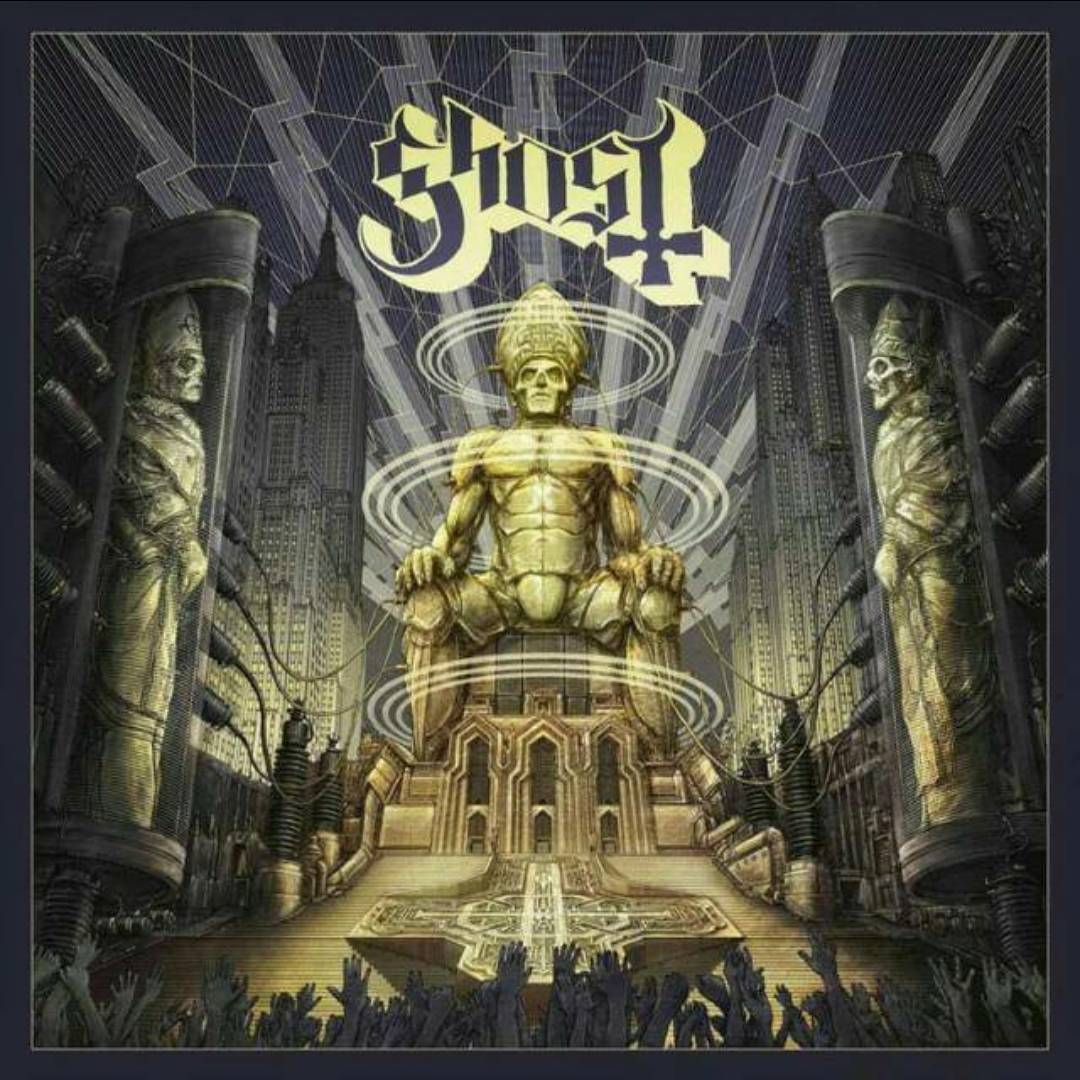 Ghost - Ceremony & Devotion [LP]