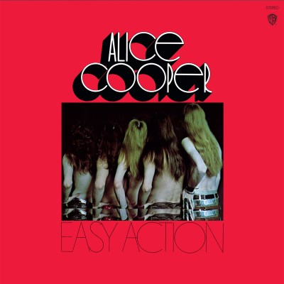 Alice Cooper - Easy Action [SYEOR 2018 Exclusive Gold LP]