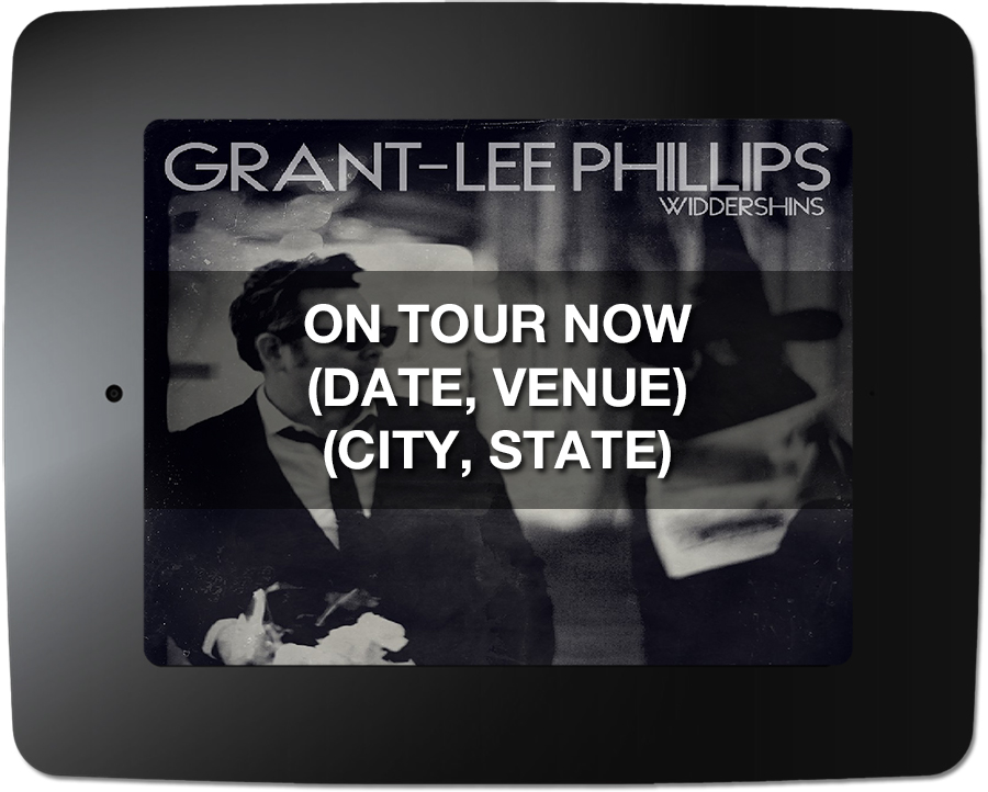 Grant-Lee Phillips - Kiosk Screen Saver