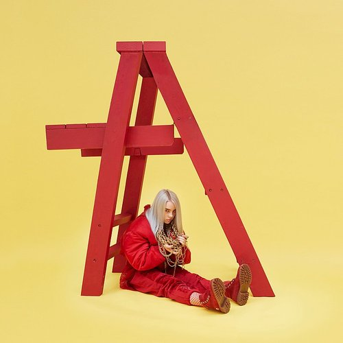 Billie Eilish - Dont Smile At Me [Import]