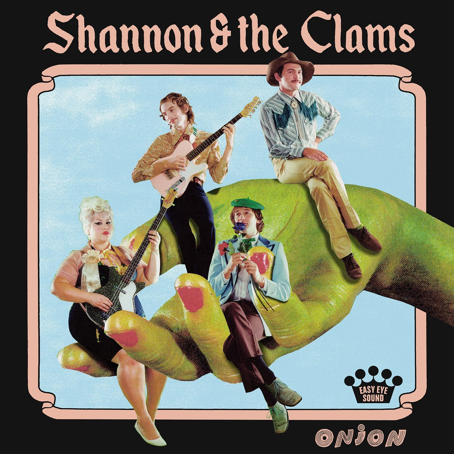 Shannon & The Clams - Onion [LP]