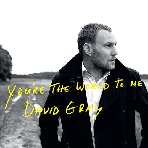 David Gray - You're The World To Me (Live) - Single