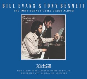 Tony Bennett & Bill Evans - The Tony Bennett / Bill Evans Album [Limited Edition 20 bit Remaster]