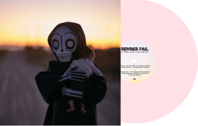 Senses Fail - If There Is Light, It Will Find You [Indie Exclusive Limited Edition Baby Pink LP]
