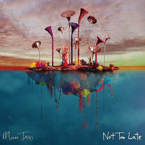 Moon Taxi - Not Too Late - Single