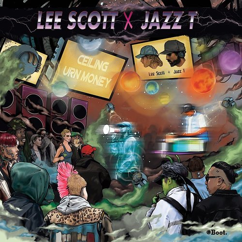 Lee Scott - Ceiling / Urn Money