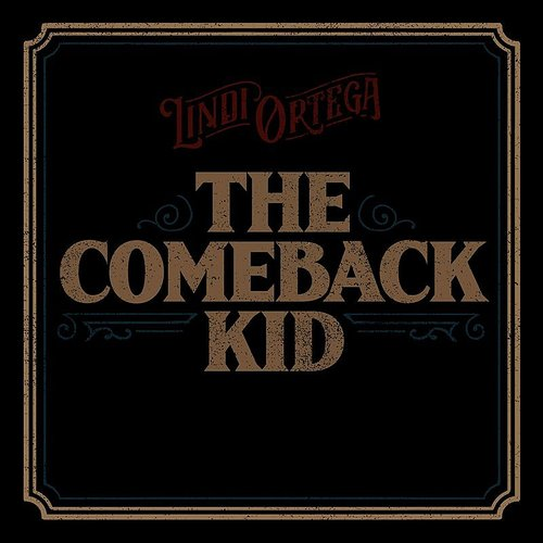 Lindi Ortega - The Comeback Kid - Single