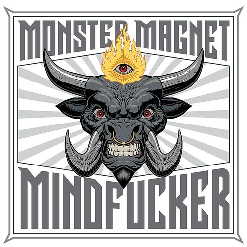 Monster Magnet - Mindfucker - Single
