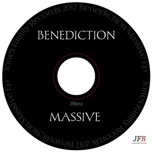 Benediction - Massive Ep