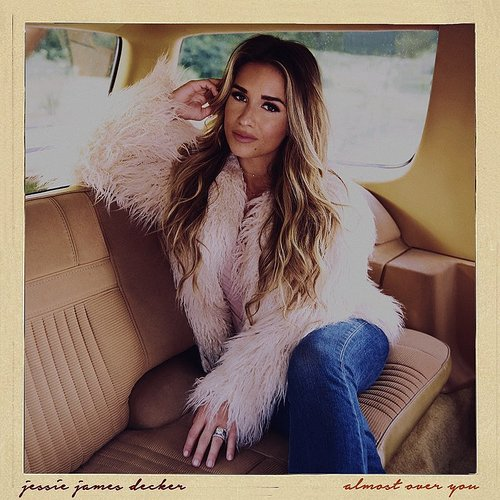 Jessie James Decker - Almost Over You - Single