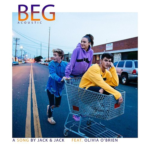 Jack And Jack - Beg (Acoustic) - Single