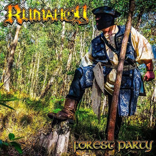 Rumahoy - Forest Party - Single