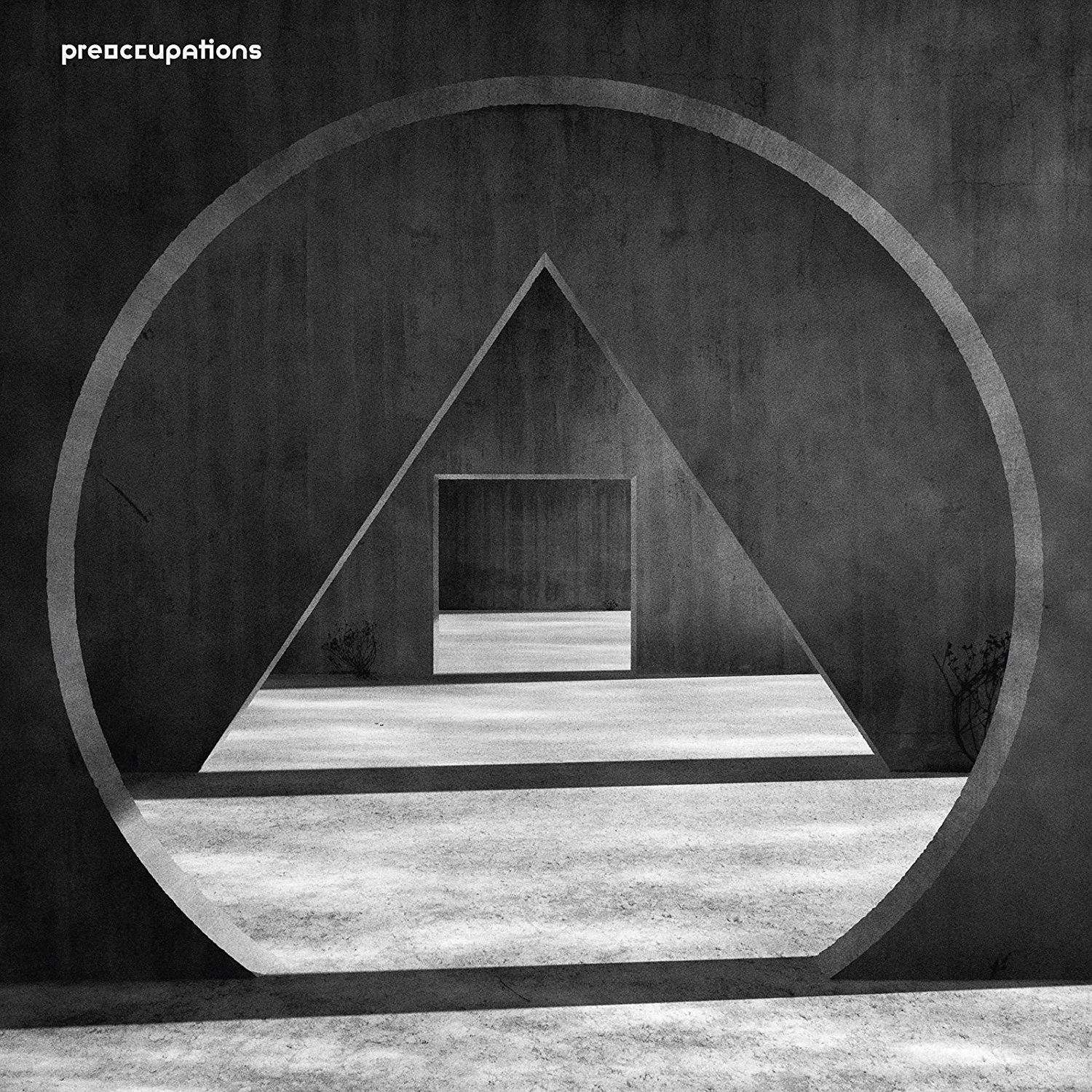 Preoccupations - New Material [Colored Vinyl]