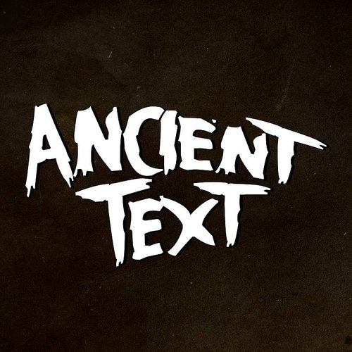 Danny Goffey - Ancient Text - Single