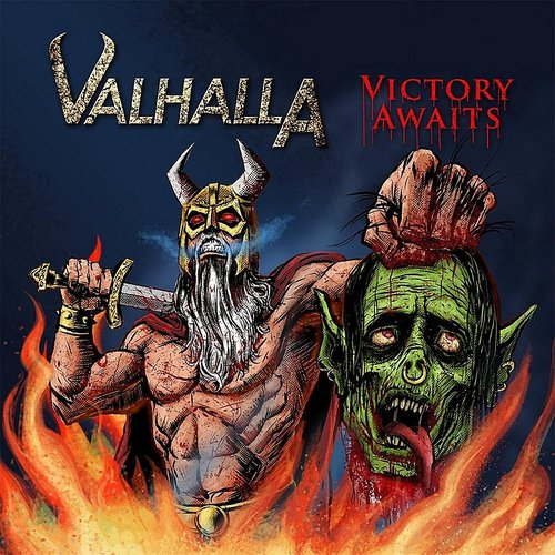 Valhalla - Victory Awaits - EP