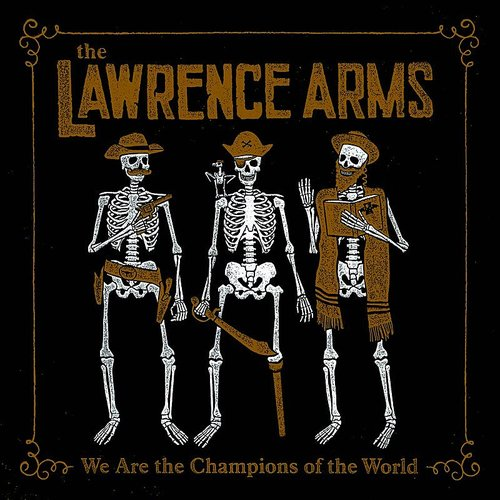The Lawrence Arms - Warped Summer Extravaganza (Turbo Excellent)
