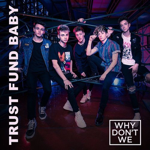 Various Artists - Trust Fund Baby - Single