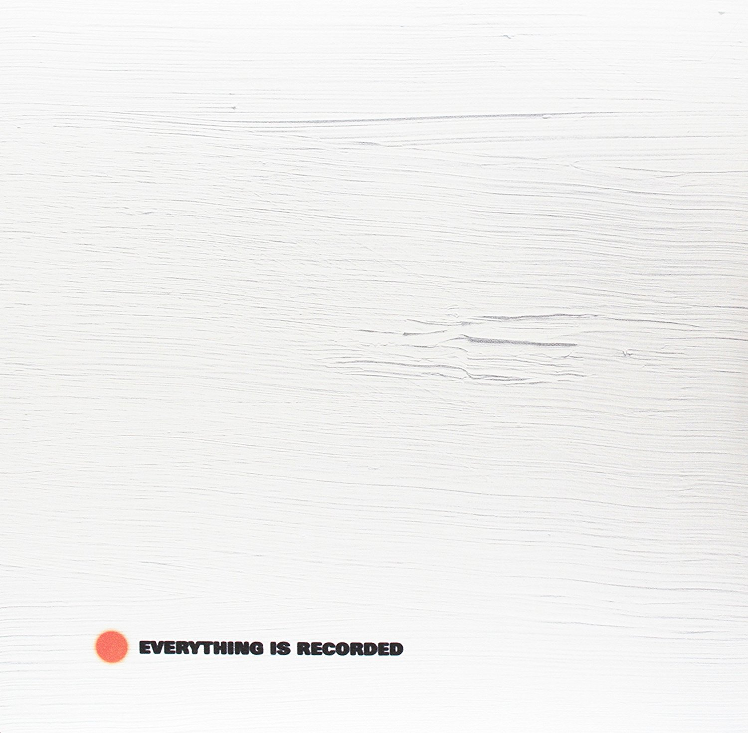 Everything Is Recorded - Close But Not Quite EP [Vinyl]
