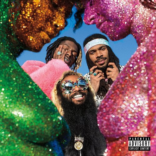 Flatbush Zombies - Headstone - Single
