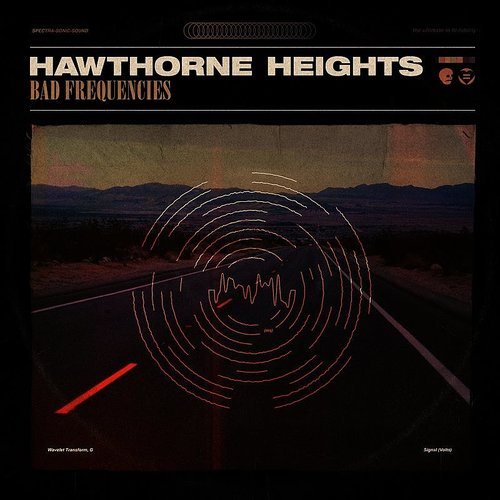 Hawthorne Heights - Pink Hearts - Single