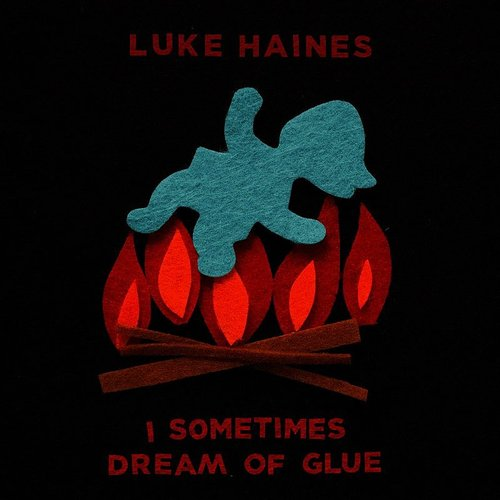 Luke Haines - Everybody's Coming Together For The Summer - Single