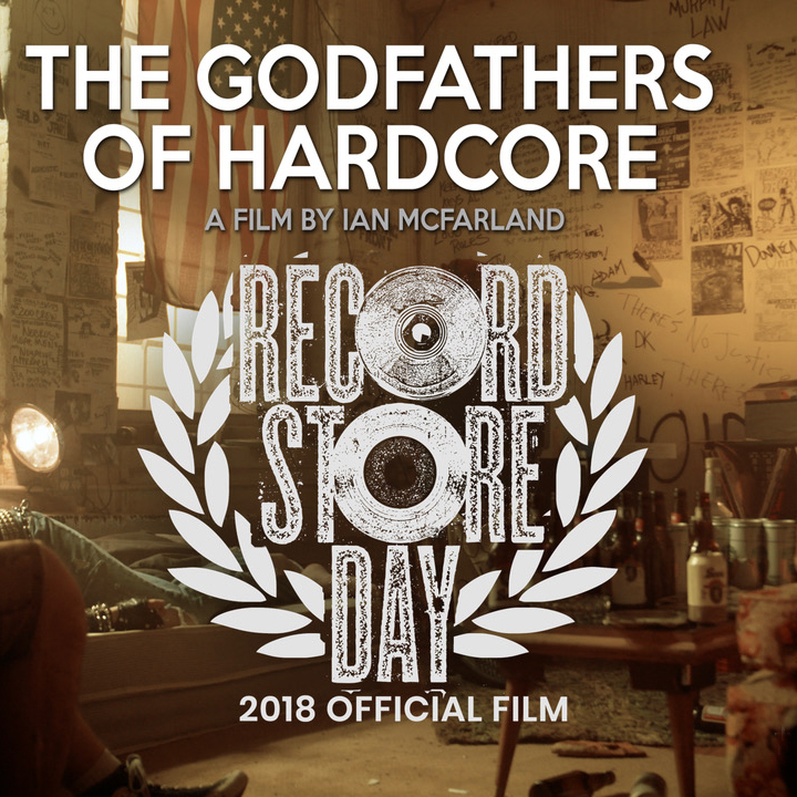 THE OFFICIAL FILM OF RECORD STORE DAY 2018