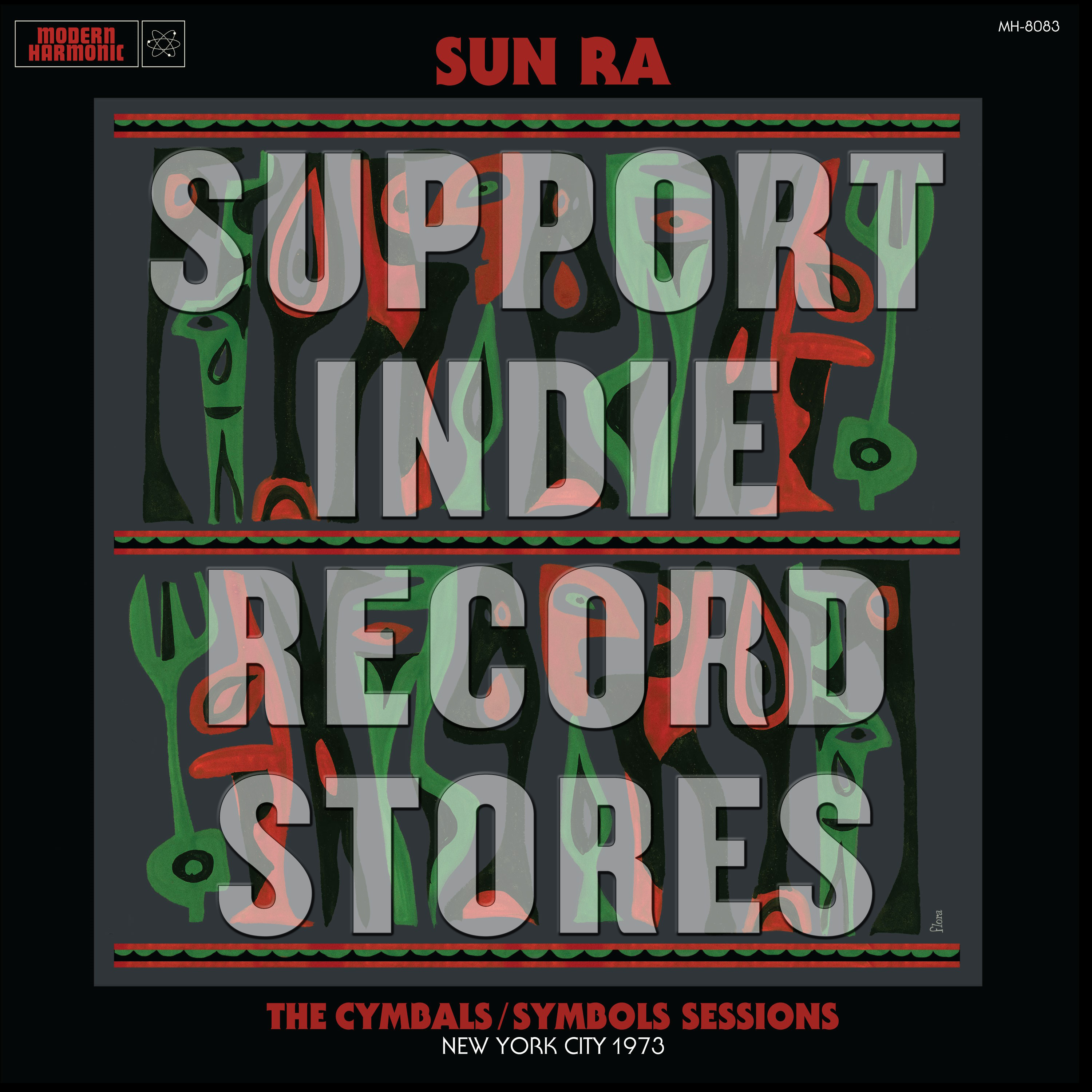 Sun Ra The Cymbalssymbols Sessions New York City 1973 Young