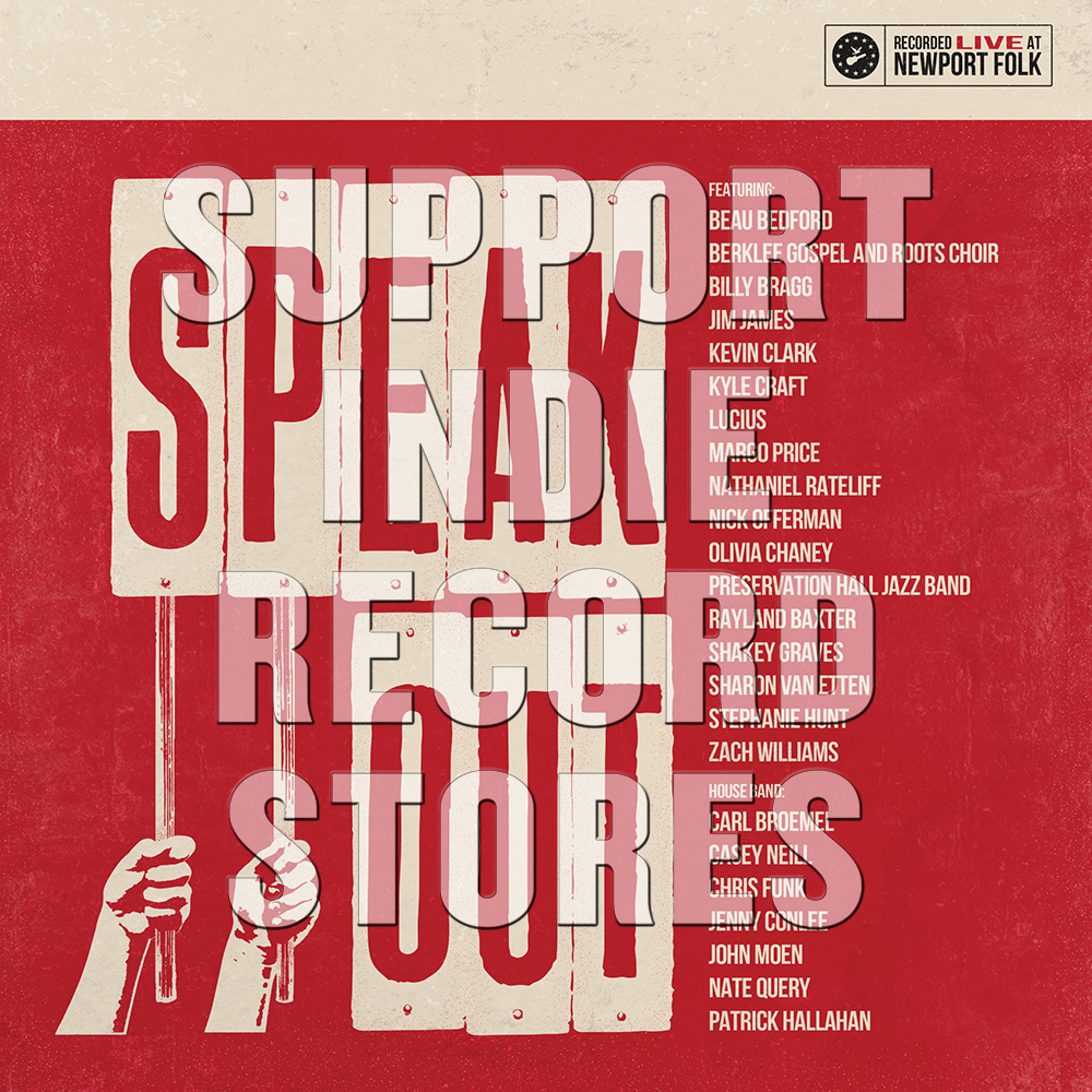 - Speak Out: Recorded Live at the 2017 Newport Folk Festival