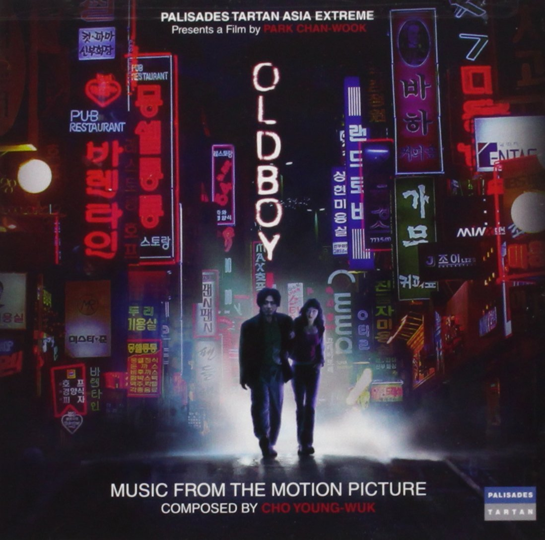 Cho Young-Wuk - Oldboy [Limited Edition Soundtrack]