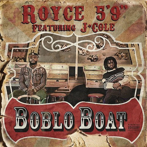 "Royce Da 5'9"" - Boblo Boat (Feat. J. Cole) - Single"