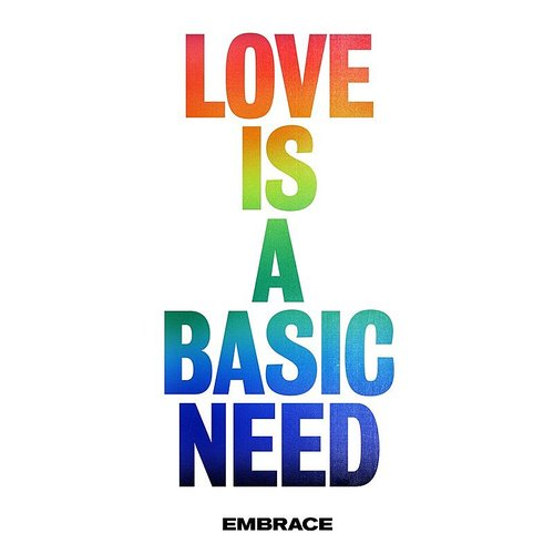 Embrace - Love Is A Basic Need [Import LP]