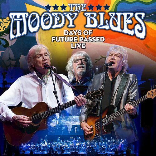 The Moody Blues - Steppin' In A Slide Zone (Live) - Single