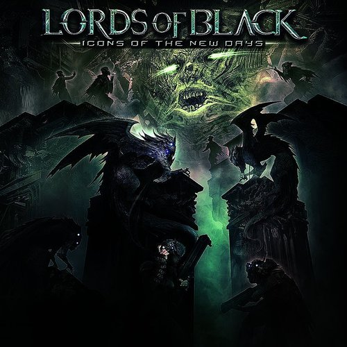 Lords of Black - Icons Of The New Days - Single