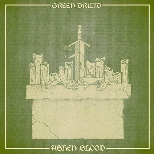 Green Druid - Cursed Blood - Single