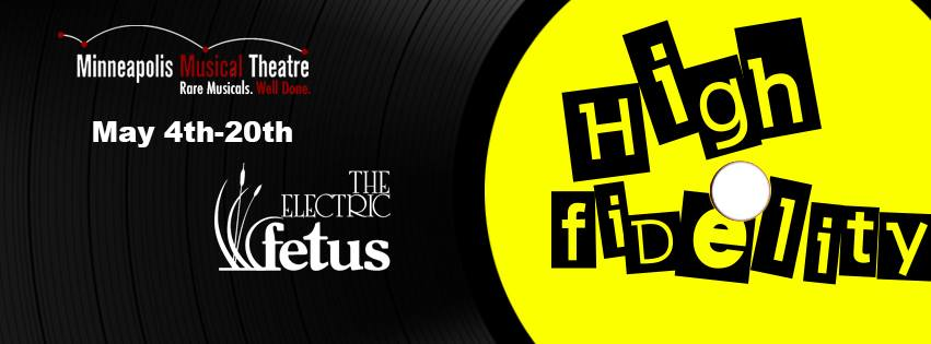 High Fidelity at The Electric Fetus