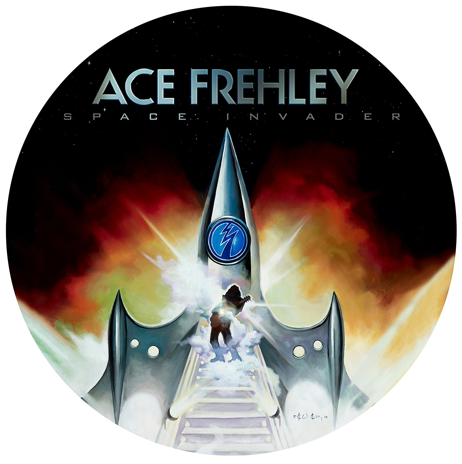 Ace Frehley - Space Invader [Limited Digipak With Bonus Tracks]